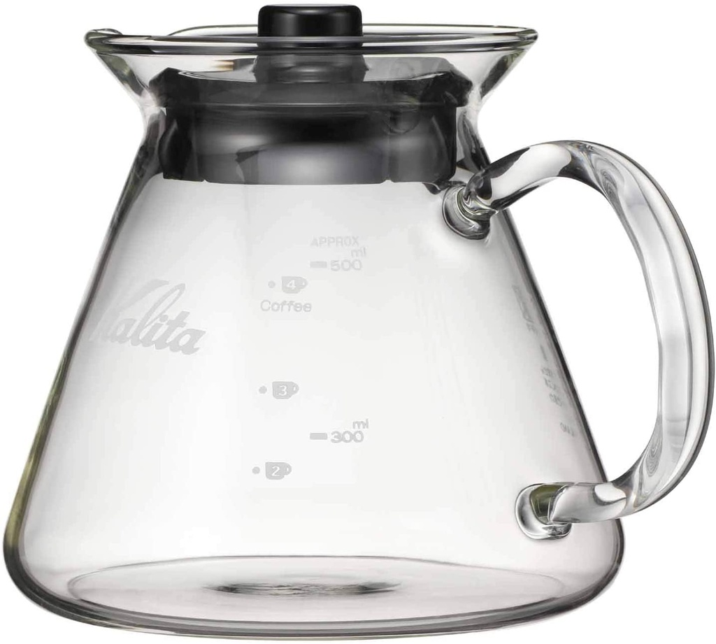 Kalita Wave Glass Server G 500